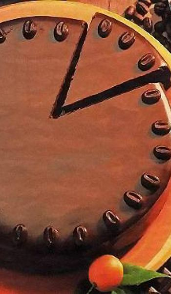 Gâteau au café et au chocolat