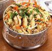 Salade asiatique aux blancs de poulet